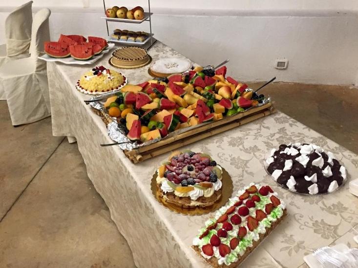 Rinfresco In Ufficio Per Pensionamento : Catering per feste di pensionamento